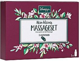 Voňavky, Parfémy, kozmetika Sada - Kneipp Massage Set (b/oil/3x20 ml)