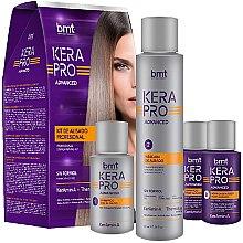 Voňavky, Parfémy, kozmetika Sada - Kativa Kera Pro Advanced (shm/30ml + mask/100ml + shm/30 ml + lotion/30ml)