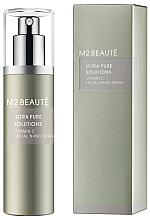 Voňavky, Parfémy, kozmetika Sprej na tvár s vitamínom C - M2Beaute Ultra Pure Solutions Vitamin C Facial Nano