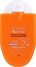 Voňavky, Parfémy, kozmetika Opaľovací krém - Avene Solaires Cream Reflexe SPF 50+