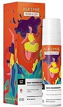Voňavky, Parfémy, kozmetika Osviežujúci krém na tvár - Alkemie Use The Force Skin Powerbank Strong Energizing Cream