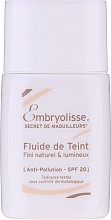 Voňavky, Parfémy, kozmetika Fluid na tvár - Embryolisse Secret De Maquilleurs Liquid Foundation Spf 20