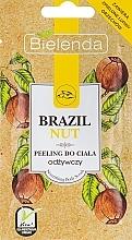 """Voňavky, Parfémy, kozmetika Peeling na tvár """"Brazílsky orech"""" - Bielenda Brazil Nut Peeling"""