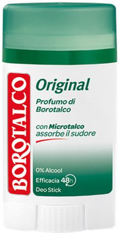 Tuhý deodorant - Borotalco Original Deo Stick