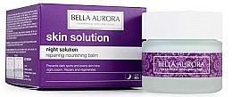 Voňavky, Parfémy, kozmetika Regeneračný výživný balzam na tvár - Bella Aurora Night Solution Repairing Nourishing Balm