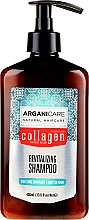 Voňavky, Parfémy, kozmetika Kolagénový šampón pre porézne a oslabené vlasy - Arganicare Collagen Revitalizing Shampoo
