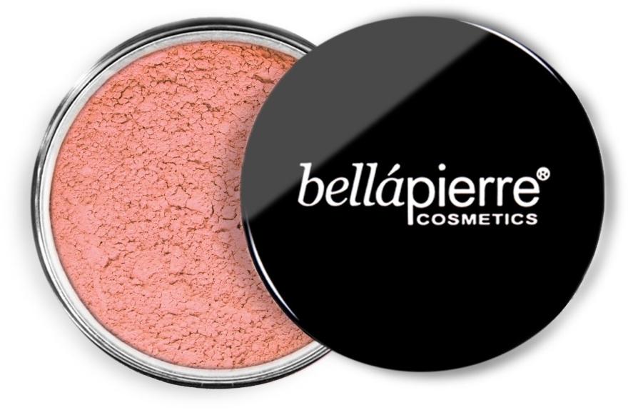 Sypká minerálna lícenka - Bellapierre Mineral Blush — Obrázky N1