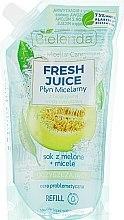"Voňavky, Parfémy, kozmetika Micelárna tekutina ""Dyňa"" - Bielenda Fresh Juice Detoxifying Face Micellar Water Melon"