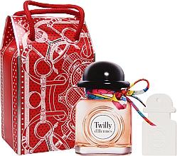 Voňavky, Parfémy, kozmetika Hermes Twilly D'Hermes - Sada (edp/50ml + ceramic to perfume)