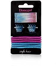 """Voňavky, Parfémy, kozmetika Sada doplnkov na vlasy """"Beauty Hair"""" FA-5528, 20 ks - Donegal"""