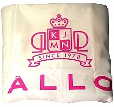 Voňavky, Parfémy, kozmetika Kadernícky plášť, biely - Kallos