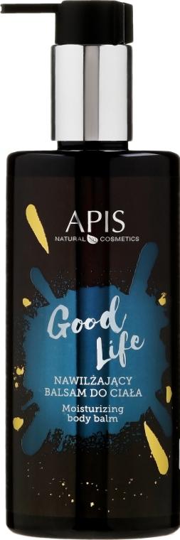 Hydratačné mlieko pre télo - APIS Professional Good Life