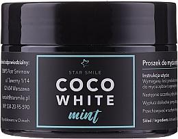 Voňavky, Parfémy, kozmetika Zubný prášok - Star Smile CoCo White Mint