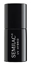 Voňavky, Parfémy, kozmetika Farebná báza - Semilac Blooming Effect Base