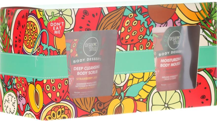 Sada - Organic Shop Body Desserts (body/mousse/450ml + scr/450ml)