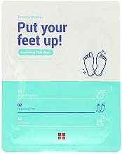Voňavky, Parfémy, kozmetika Hydratačná maska, starostlivosť o nohy - Leaders Essential Wonders Put Your Feet Up! Mask