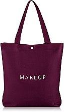 """Voňavky, Parfémy, kozmetika Nákupná taška marsala """"Easy Go"""" - MakeUp"""