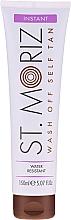Voňavky, Parfémy, kozmetika Vodeodolný opaľovací krém - St.Moriz Instant Wash Off Tan Water Resistant