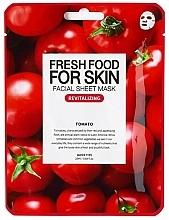 Voňavky, Parfémy, kozmetika Textilná maska na tvár Paradajka - Superfood For Skin Facial Sheet Mask Tomato Revitalizing