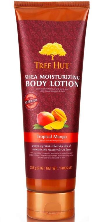 "Telové mlieko ""Tropické Mango"" - Tree Hut Shea Moisturizing Body Lotion — Obrázky N1"