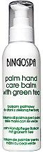 Voňavky, Parfémy, kozmetika Balzam na ruky so zeleným čajom - BingoSpa