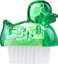 Voňavky, Parfémy, kozmetika Štetec na manikúru, 3467, zelený - Deni Carte Duck's Brush