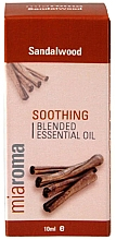 """Voňavky, Parfémy, kozmetika Esenciálny olej """"Santalové drevo"""" - Holland & Barrett Miaroma Sandalwood Blended Essential Oil"""