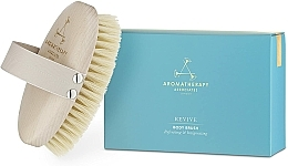 Voňavky, Parfémy, kozmetika Kefa na telo - Aromatherapy Associates Revive Body Brush