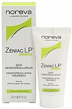 Voňavky, Parfémy, kozmetika Krém na mastnú a problematickú pleť - Noreva Laboratoires Zeniac LP Keratoregulating Care