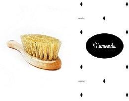 Voňavky, Parfémy, kozmetika Sada - LullaLove Romby (hair brush + muslin)