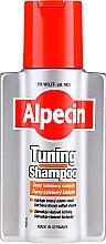 Voňavky, Parfémy, kozmetika Tuning šampón proti vypadávaniu vlasov a šediny - Alpecin Anti Dandruff Tuning Shampoo