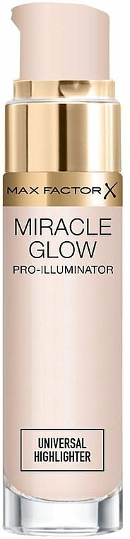 Univerzálny rozjasňovač - Max Factor Miracle Glow Pro Illuminator Highlighter