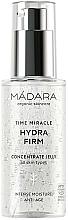 Voňavky, Parfémy, kozmetika Hydratačný hyalurónový gél na tvár - Madara Cosmetics Time Miracle Hydra Firm Hyaluron Concentrate Jelly