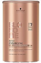 Voňavky, Parfémy, kozmetika Hlinený prášok na bielenie vlasov - Schwarzkopf Professional Blondme Claylightener