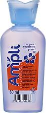 Voňavky, Parfémy, kozmetika Odlakovač bez acetónu, modrá fľaštička - Ampli
