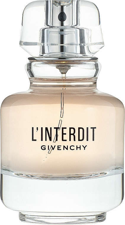 Givenchy L'Interdit Eau de Parfum - Parfumovaný sprej na vlasy