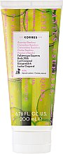 Voňavky, Parfémy, kozmetika Telové mlieko - Korres Cucumber Bamboo Body Milk