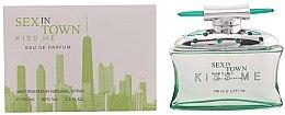 Voňavky, Parfémy, kozmetika Concept V Design Sex In Town Kiss Me - Parfumovaná voda