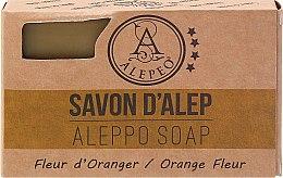 Voňavky, Parfémy, kozmetika Mydlo štvorcové - Alepeo Orange Flower