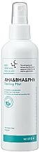 Voňavky, Parfémy, kozmetika Čistiaca pílingová hmla s kyselinami  - Mizon AHA-BHA-PHA Peeling Mist