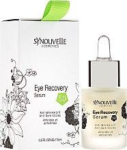 Voňavky, Parfémy, kozmetika Sérum pre oblasť okolo očí - Synouvelle Cosmectics Eye Recovery Serum Anti-Wrinkle Lift Anti-Dark Circles