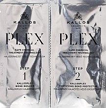 Voňavky, Parfémy, kozmetika Ampulky pre bezpečné chemické spracovanie - Kallos Cosmetics PLEX Safe Chemical Treatment Technology