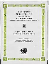 Voňavky, Parfémy, kozmetika Hydrogélová maska - Whamisa Organic Fruits Hydrogel Mask