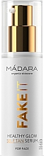 Voňavky, Parfémy, kozmetika Samoopaľovacie sérum na tvár - Madara Cosmetics Fake It Healthy Glow Self Tan Serum