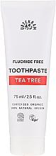"""Voňavky, Parfémy, kozmetika Zubná pasta """"Čajové drevo"""" - Urtekram Toothpaste Tea Tree"""