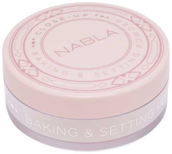 Sypký púder - Nabla Close-Up Baking Setting Powder