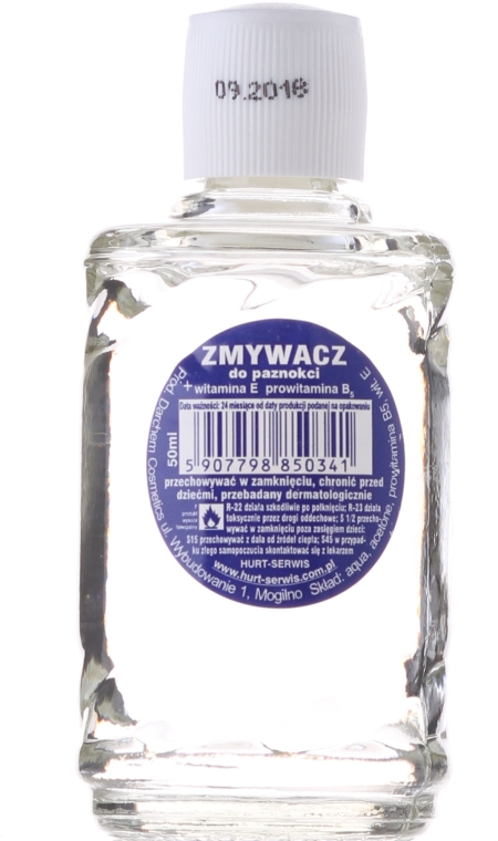 Odlakovač s vitamínom E a provitamínom B5 - Darchem