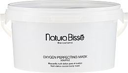 Voňavky, Parfémy, kozmetika Výživná detoxikačná maska na telo - Natura Bisse Oxygen Perfecting Mask Soufle