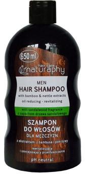 Pánsky šampón s extraktom z bambusu a žihľavy - Bluxcosmetics Naturaphy Bamboo & Nettle Extracts Man Shampoo