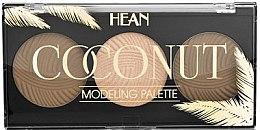 Voňavky, Parfémy, kozmetika Paleta na líčenie - Hean Coconut Palette